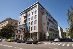 Апарт-отель Sharf Hotel