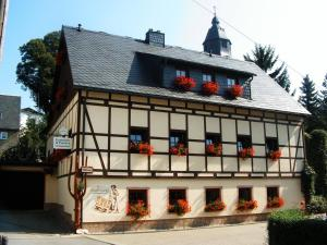 Dreibettzimmer-in-Wiesa - Ehrenfriedersdorf