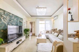 Flowers & Fruits Three-Bedroom Apartment, Apartmány  Kuej-jang - big - 9