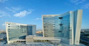 Hilton Riyadh Hotel & Residenc..