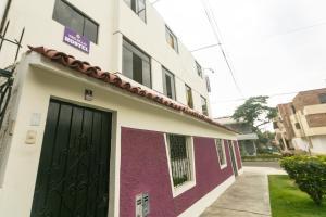 Trujillo Hostel, Гостевые дома  Трухильо - big - 24