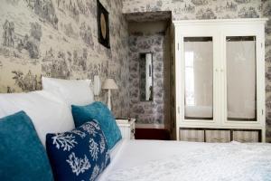 Hotel Villa Rivoli, Hotels  Nice - big - 8