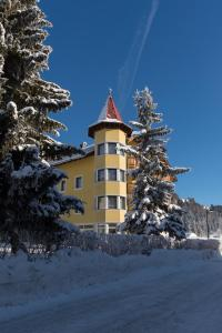 Hotel Cristallo, Hotels  Dobbiaco - big - 58