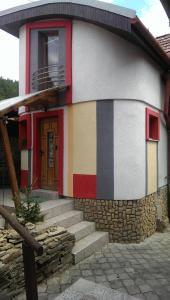 chata Ivka Leštiny