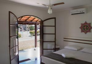 Hotel Marina Do Lago, Отели  Santa Cruz da Conceição - big - 3