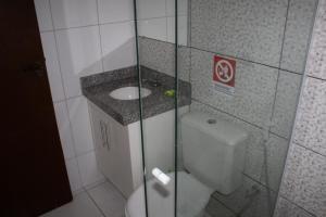 Hotel Marina Do Lago, Отели  Santa Cruz da Conceição - big - 14