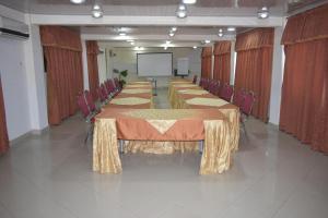 Blue Royal Hotel, Hotels  Larteh Aheneasi - big - 35