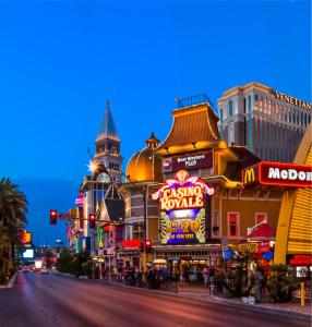 Best Western Plus Casino Royale - On The Strip (No Resort Fees + Free Parking), Hotels  Las Vegas - big - 76