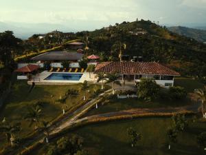 Hacienda La Chiquita, Nyaralók  Manizales - big - 63