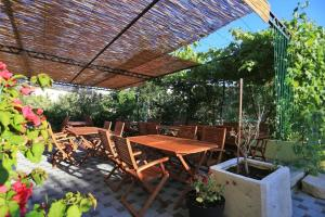 apartments stella adriatica - one-bedroom apartment with terrace (apt 1)