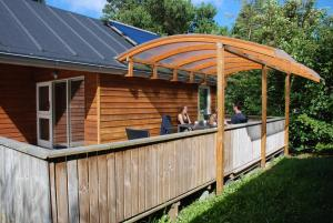 Hytteby – Hanstholm Camping – Thy Feriepark