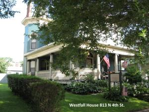 Bayberry House Bed and Breakfast - Accommodation - Steubenville