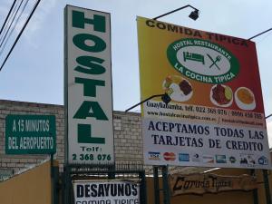 Hostal La Cocina Tipica, Affittacamere  Guaillabamba - big - 15