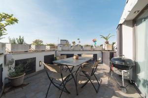Torlonia Exclusive Penthouse - abcRoma.com