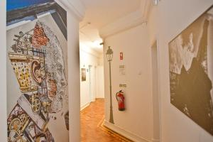Tagus Palace Guesthouse, Affittacamere  Lisbona - big - 24