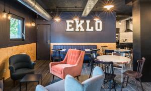 emblème de l'établissement Eklo Hotels Lille