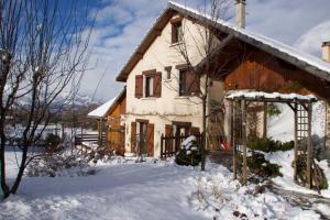 La Coustille Chambres et Table d'Hôtes - Accommodation - Saint-Léger-Les-Mélèzes