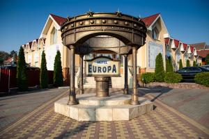 Отель Европа, Ужгород