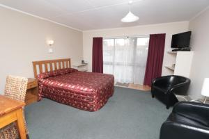 Commodore Motor Lodge - Accommodation - Ashburton