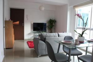 Sunny and quiet appartment in Roma Norte