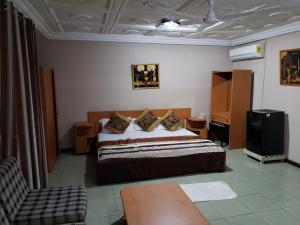 Executive Double Room Global Summer Hotel