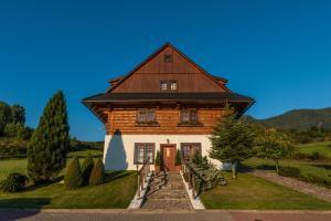 Pensiune Koliba Likava Likavka Slovacia