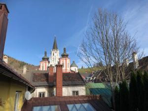 obrázek - Ferienwohnung Mariazell - Basilikablick