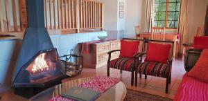Lake Naverone Holiday Cottages, Resorts  Drakensberg Garden - big - 103