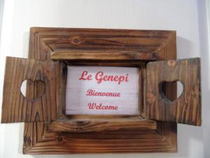 Appartement le Genepi - Apartment - Orelle