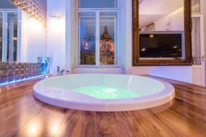 Enzo Capo Luxury apartments Andrassy