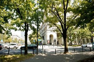 Apartment next to the Old Town Krasinski garden