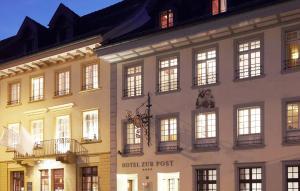 Hotel zur Post - Kadelburg