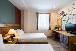 Asian Ruby Select Hotel, Hotels  Ho-Chi-Minh-Stadt - big - 46