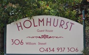 Hostels und Jugendherbergen - Holmhurst Guest House