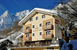 Accommodation in Courmayeur