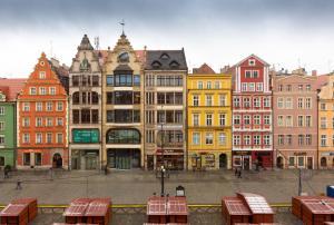 Vintage House Rynek StayinWroclaw