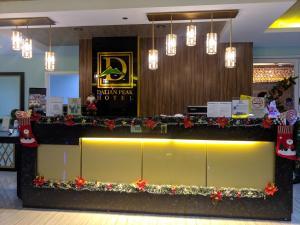 Dalian Peak Hotel, Hotely  Angeles - big - 31