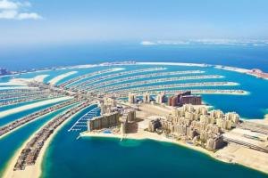 Super 2Bedroom Fairmont Residence Palm Jumeirah - Dubai