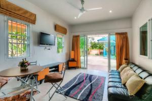 Beach line Djast Villa Phuket, Villas  Bang Tao Beach - big - 24