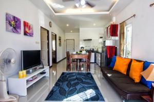 Djast Villa Phuket, Villák  Bangtau-part - big - 252