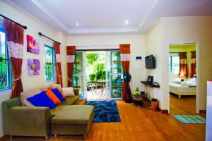 Beach line Djast Villa Phuket, Villas  Bang Tao Beach - big - 47