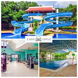 Djast Villa Phuket, Villák  Bangtau-part - big - 243