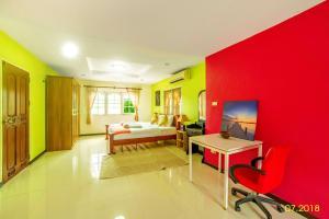Djast Villa Phuket, Villák  Bangtau-part - big - 274