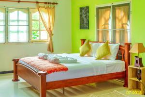 Djast Villa Phuket, Villák  Bangtau-part - big - 272