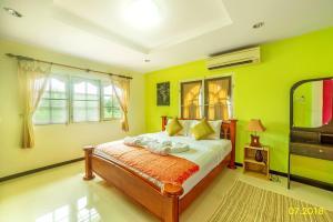 Djast Villa Phuket, Villák  Bangtau-part - big - 273