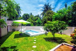 Beach line Djast Villa Phuket, Villas  Bang Tao Beach - big - 2