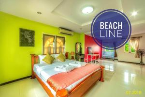 Djast Villa Phuket, Villák  Bangtau-part - big - 271