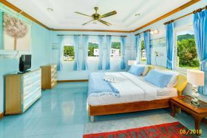 Beach line Djast Villa Phuket, Villas  Bang Tao Beach - big - 11