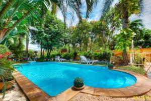 Djast Villa Phuket, Villák  Bangtau-part - big - 281