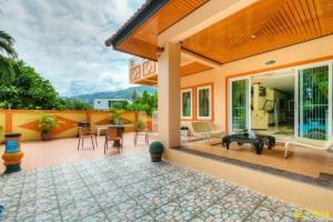 Beach line Djast Villa Phuket, Villas  Bang Tao Beach - big - 54
